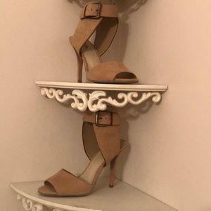 Like new MIA suede shoes